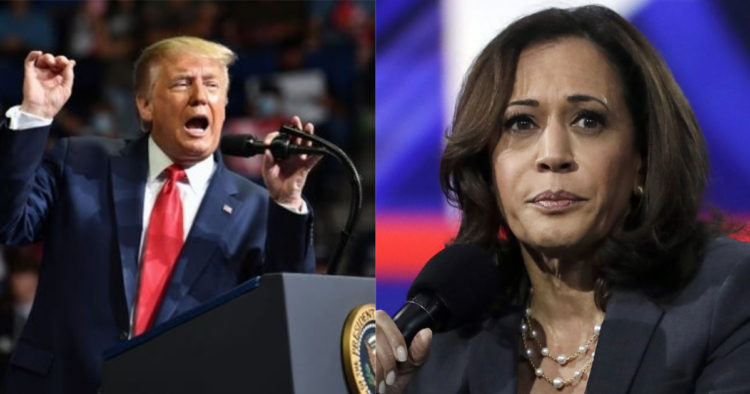 Watch: President Trump Blasts Kamala Harris at Campaign Rally